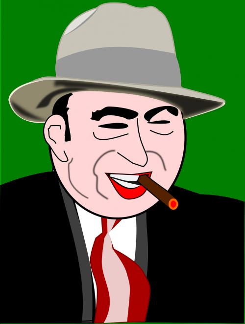 capone daily mafia