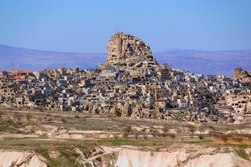 cappadocia uchisar nevşehir