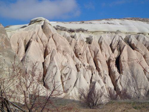 cappadocia turkey tufa
