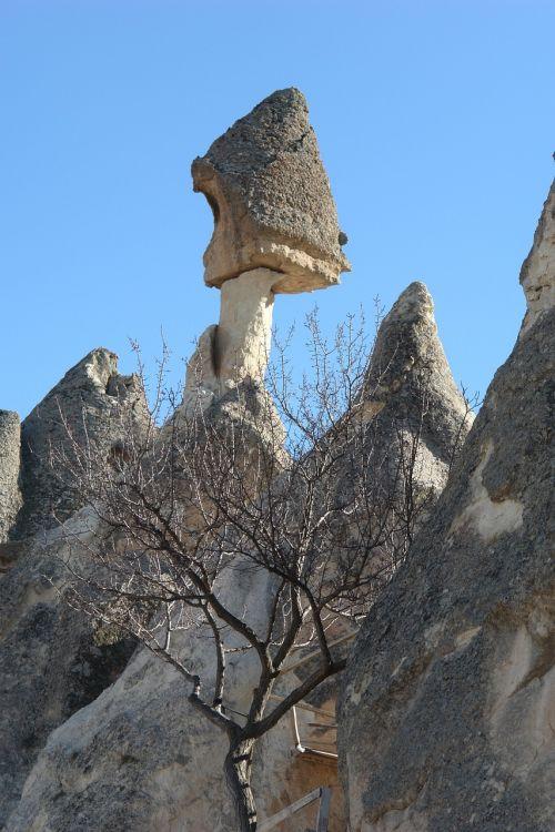 cappadocia erosion turkey