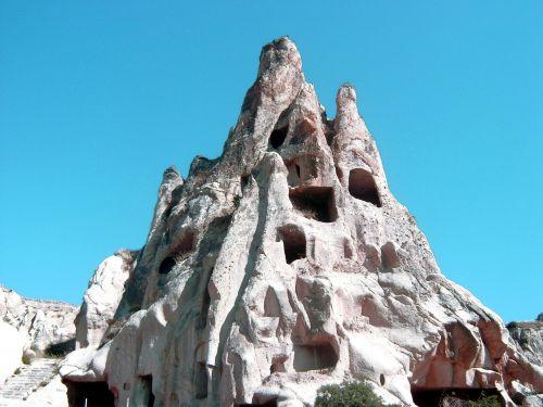 cappadocia turkey geology