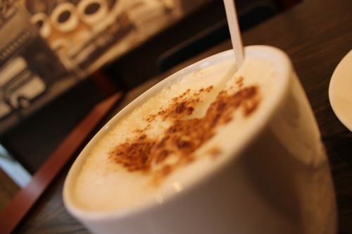 cappuccino coffee milk