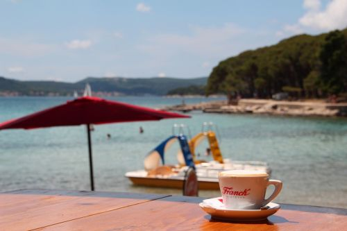cappuccino holiday croatia