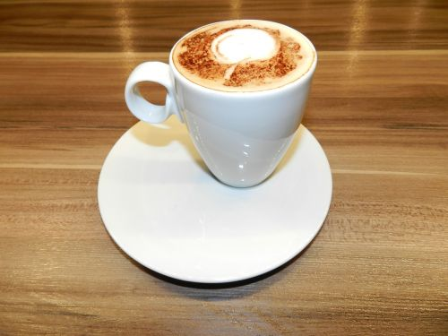 cappuccino coffee drink