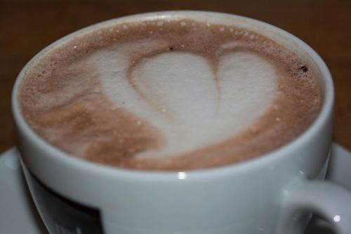 cappuccino cup coffee
