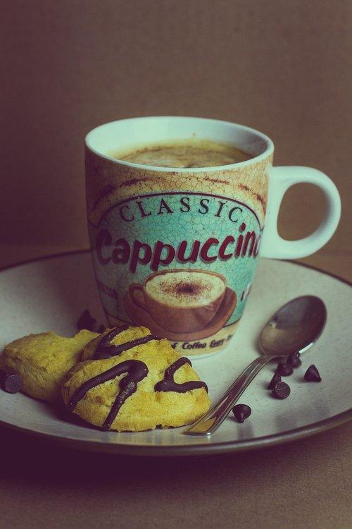 cappuccino  caffe  coffee