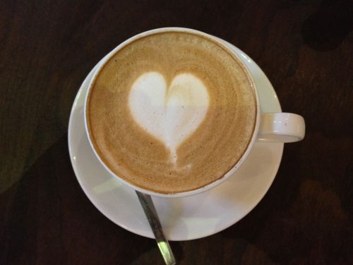 cappuccino barrista the heart of
