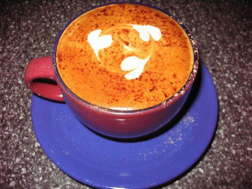 cappuccino art design