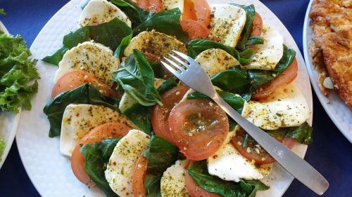 caprese salad italy