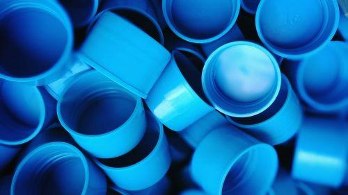 caps blue color