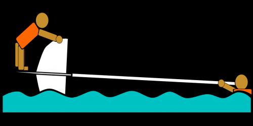 capsized rescue sailing
