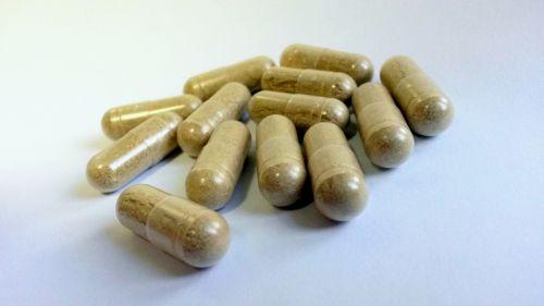 capsule herbal medicine drug