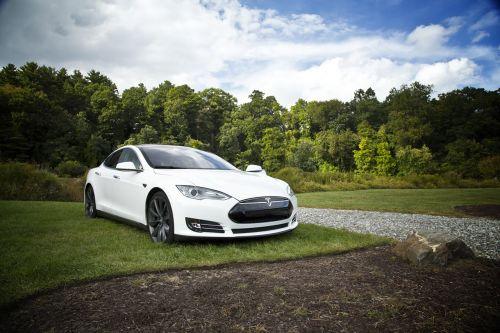 car electric tesla s