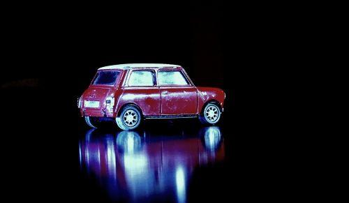 car mini morris