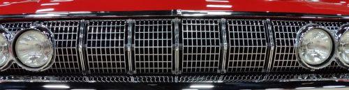 car grill vintage