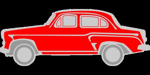 car red automobile