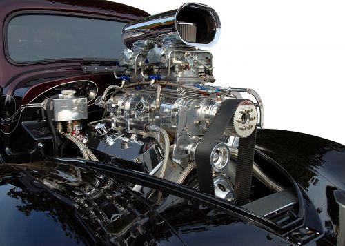 car engine auto