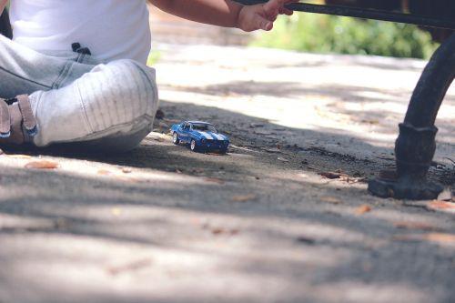 car toy childhood