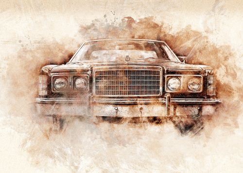 car automobile oldsmobile