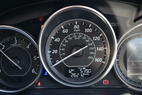 car dial speed