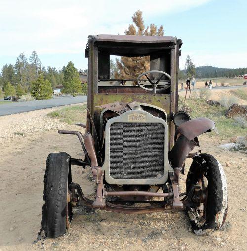 car oldtimerr engine trouble