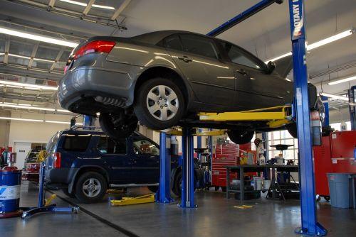 car mechanic automobile