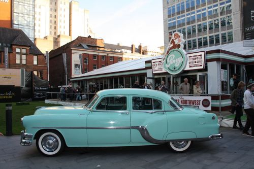 pontiac car old car