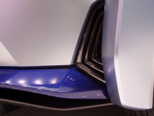 car rear showroom