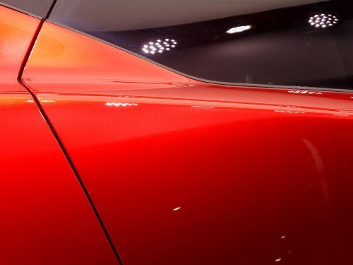 car side showroom