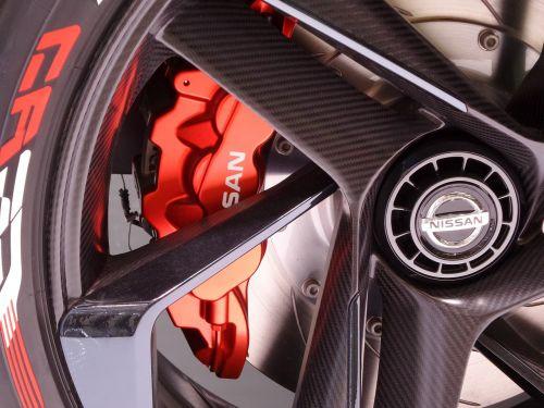 car wheel showroom
