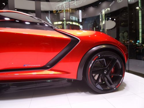 car showroom prototype
