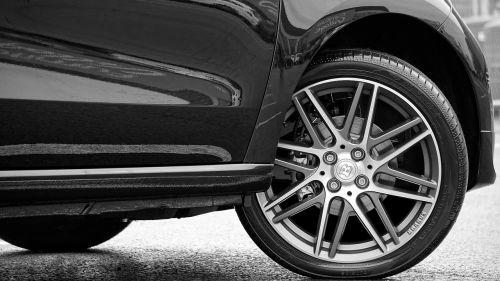 car wheel vehicle