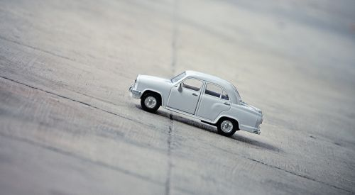 car toy scalemodel