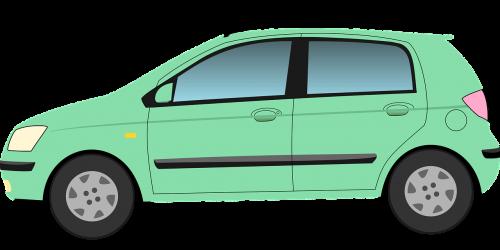 car green car hyundai
