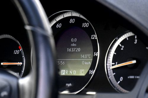 car speedometer auto
