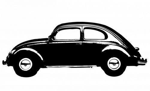 car vintage volkswagen