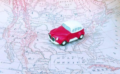 car trip road trip