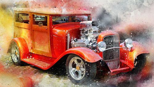 car vehicle art