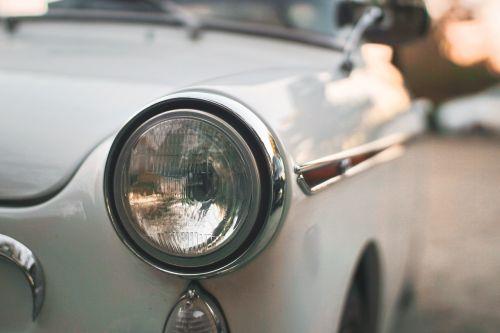 car vehicle headlight