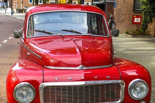 car classic volvo