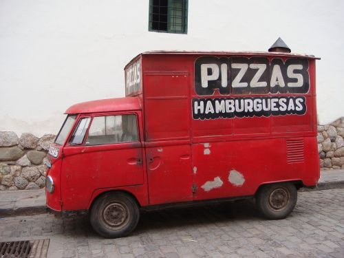 car van freight