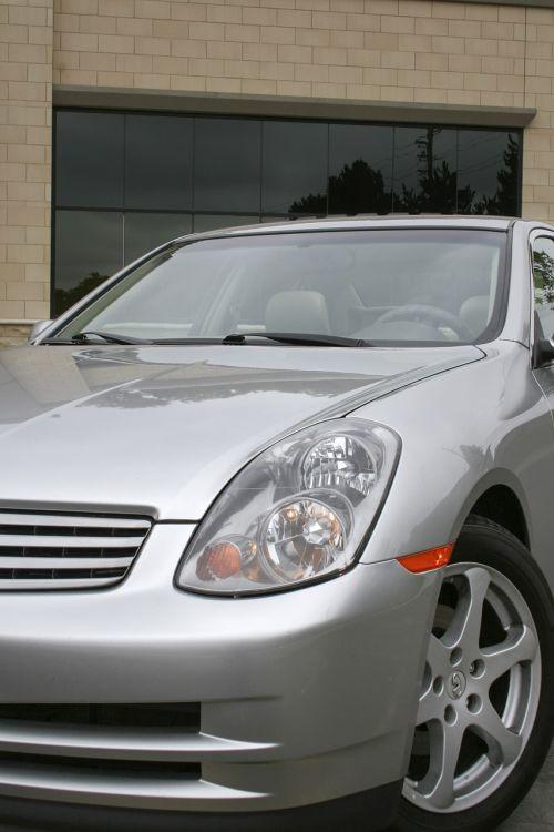 car sedan vehicle