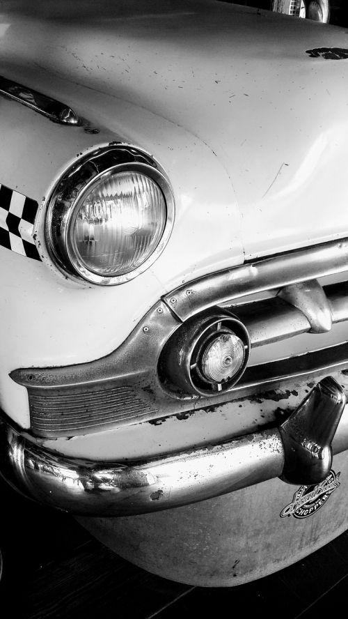 car old taxi