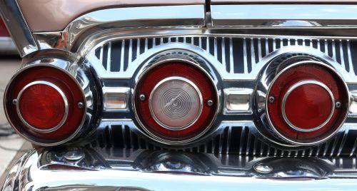 car rear lights