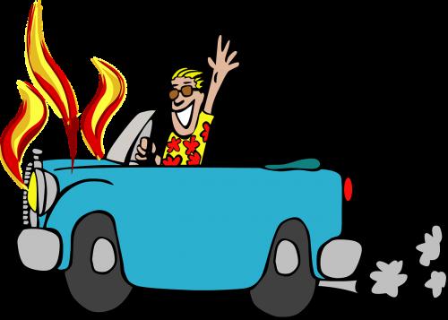 car auto crash