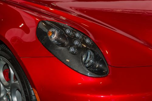 car lamp bright