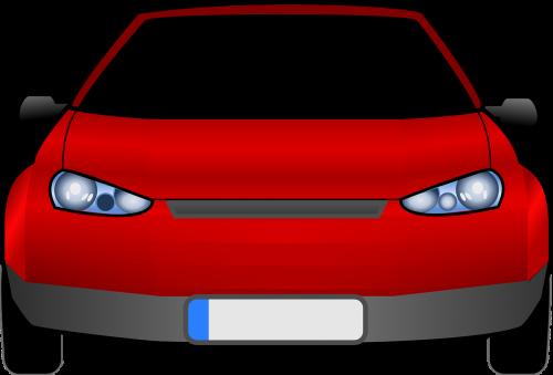 car automobile headlamp