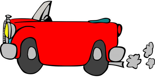 car driving vehicle