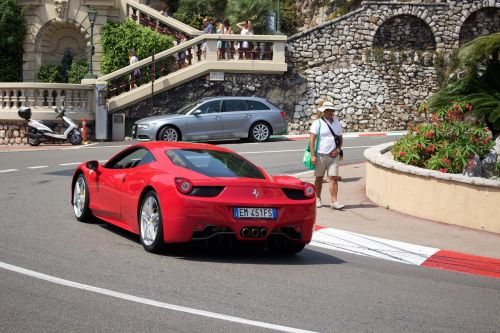 car road pavement