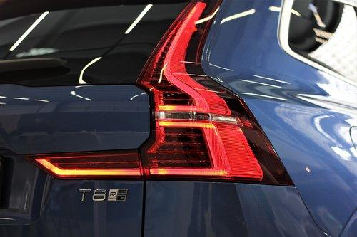 car  volvo xc 60  auto show zagreb 2018